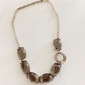 Banana Republic stone chocker